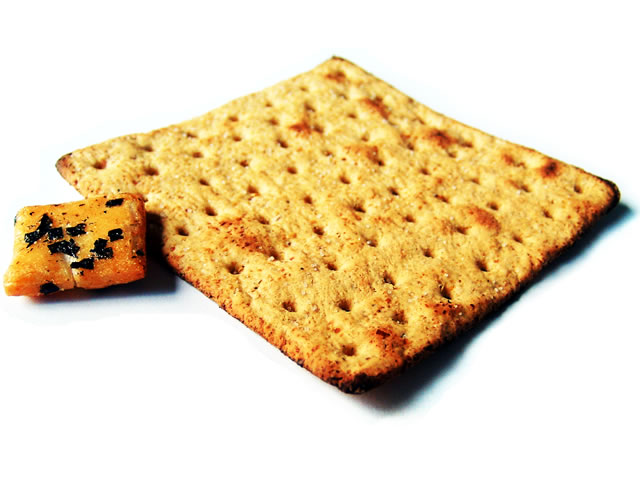 LITTLE CRACKER: My girlfriend tells me I'm a little square.  BIG CRACKER: That's nothing, mine's run off with a big cheese!