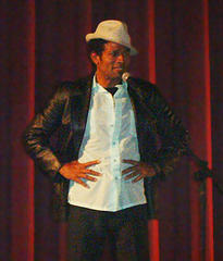 Mario Van Peebles ... with hat!