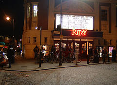 The Ritzy Cinema, Brixton